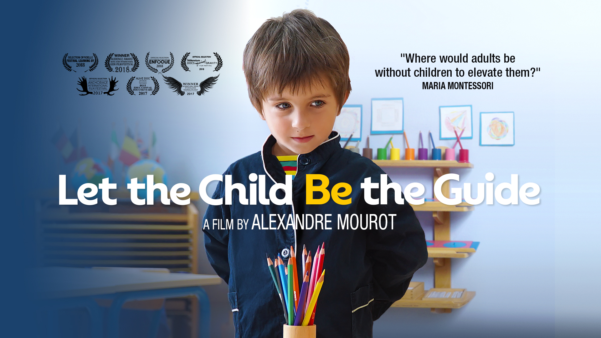 video preview of Let the child be the guide