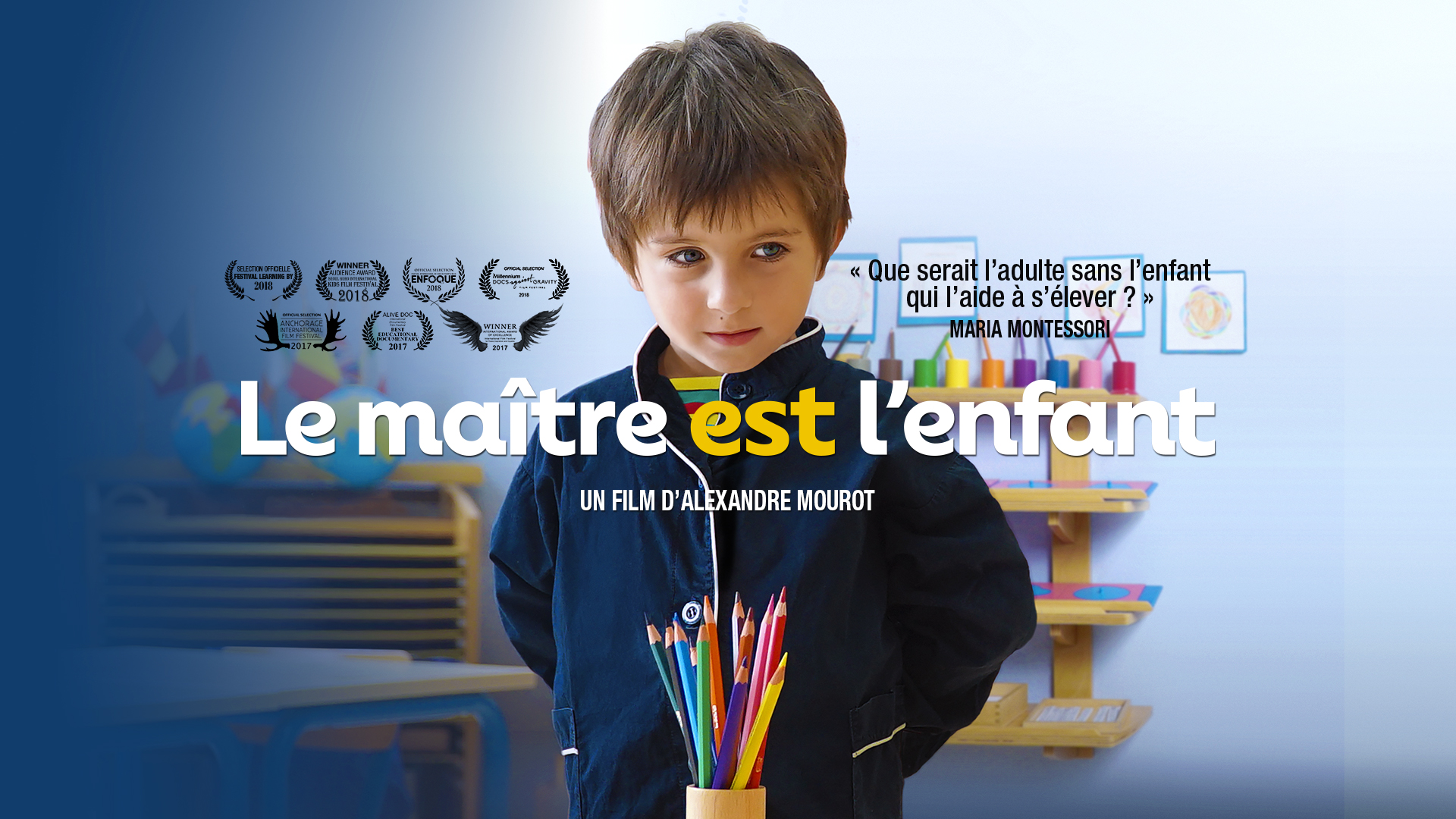 video preview of Le maître est l'enfant