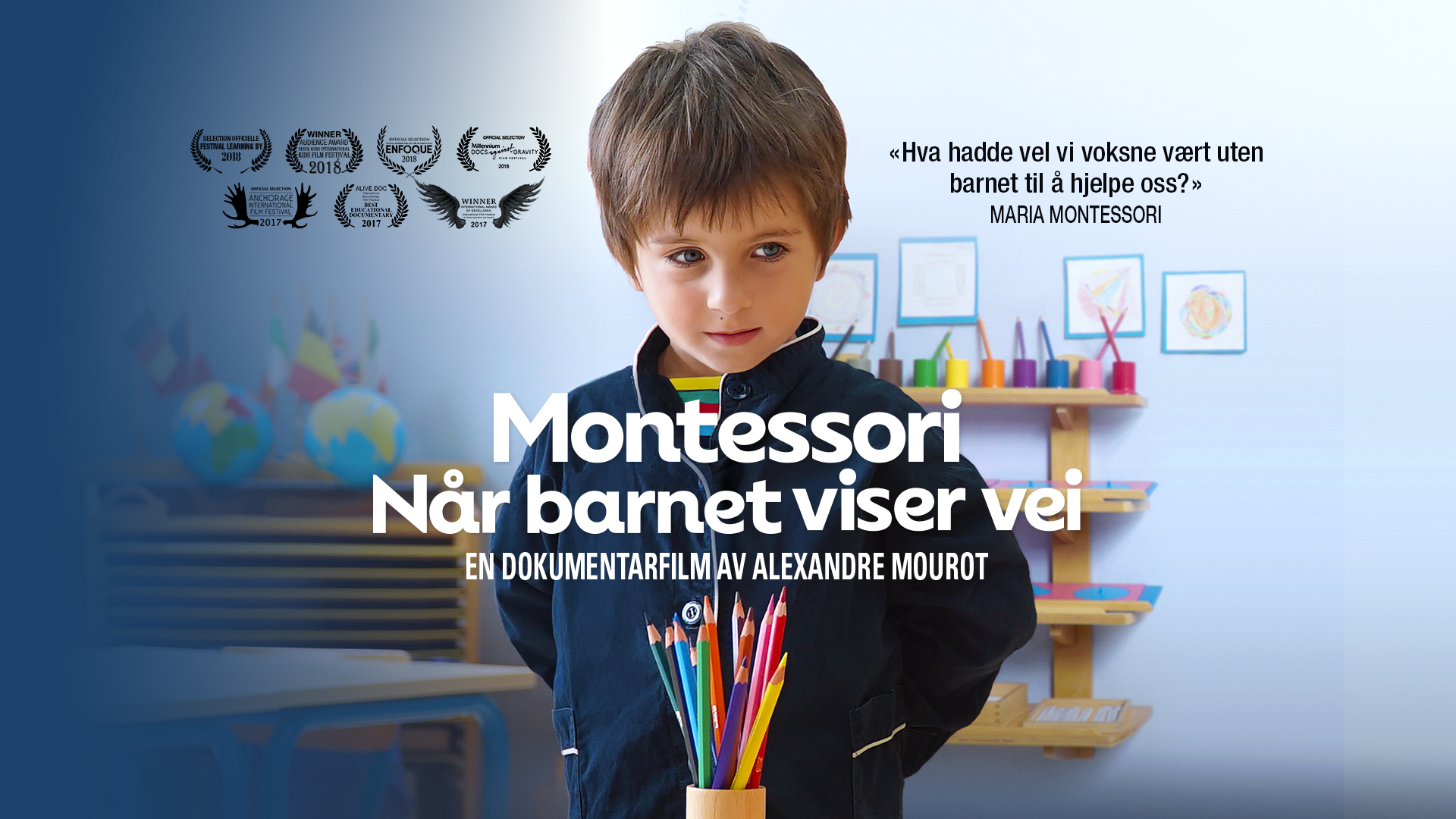 video preview of Montessori - Når barnet viser vei