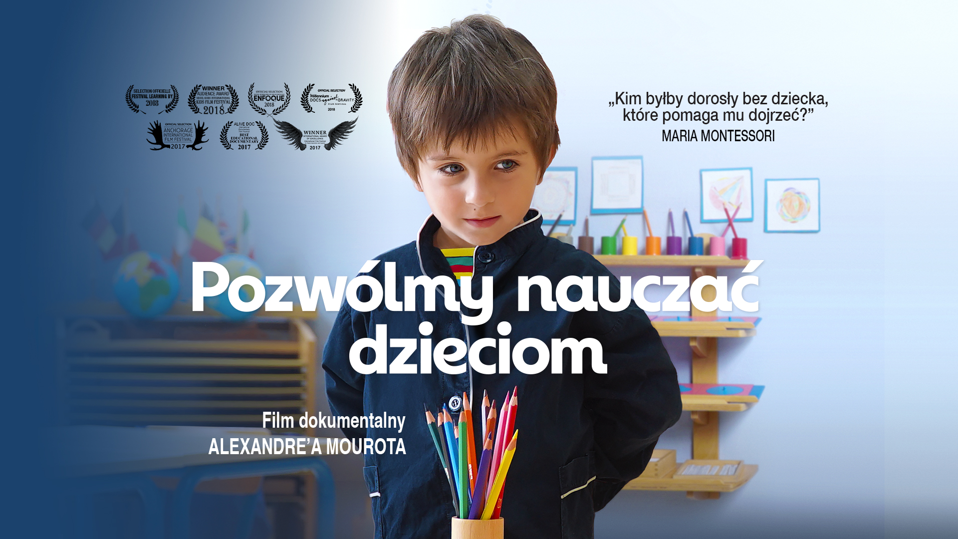 video preview of Pozwólmy nauczać dzieciom