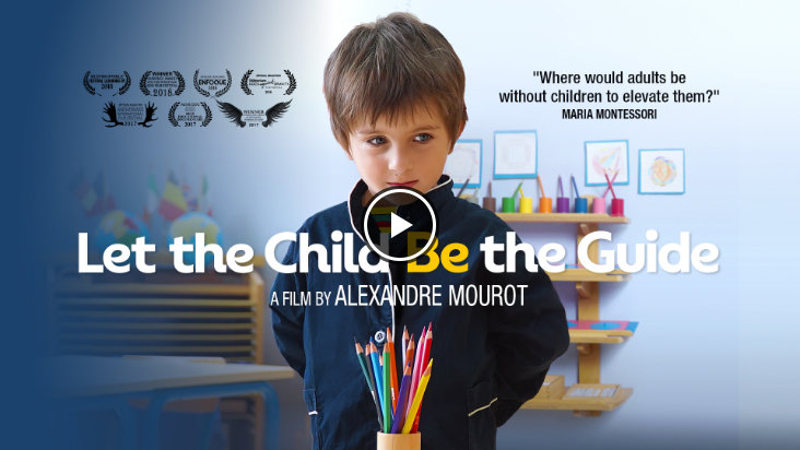 Let the child be the guide - full movie watching preview