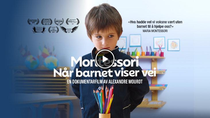 Montessori - Når barnet viser vei - norwegian full movie watching preview